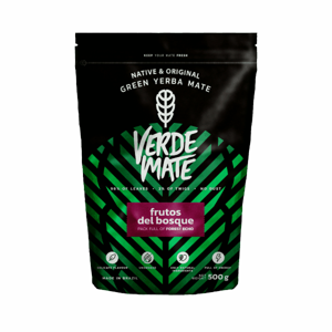 Verde Mate Green Frutos del Bosque 0,5kg